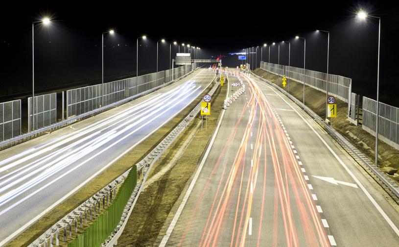 Autostrada A4, zdj. ilustracyjne /Piotr Tracz /Reporter