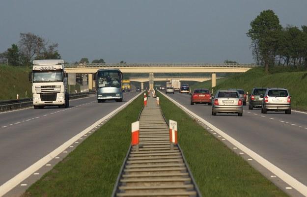 Autostrada A4/ zdjęcie ilustracyjne /Łukasz Jóźwiak /Reporter