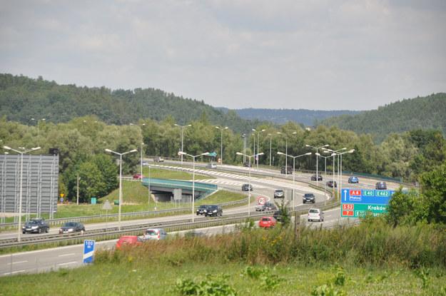 Autostrada A4 /Albin Marciniak /East News