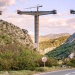 Autostrada w Czarnogórze. Prawdziwa chińska robota?