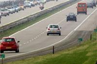 Autostrada w Holandii /INTERIA.PL