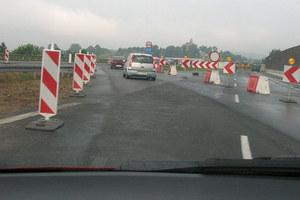Autostradowy sabotaż