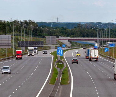Autostrady A1 i A2 będą miały system zarządzania ruchem