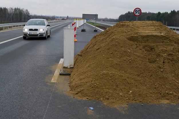 Autostrady i drogi ekspresowe kosztem obwodnic? / Fot: Tadeusz Koniarz /East News