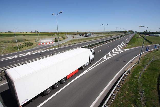 Autostrady mogą być płatne gdy ruszą Miejsca Obsługi Podróżnych / Fot: Łukasz Jóźwiak /Reporter