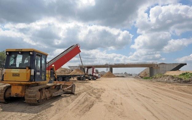 Autostrady nie będą gotowe przed Euro /AFP