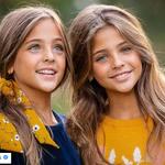 Ava i Leah Clements - najpiękniejsze bliźniaczki na świecie
