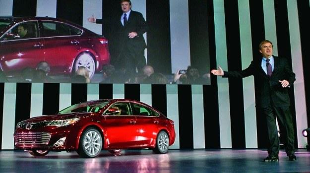 Avalon to największy sedan Toyoty oferowany w USA. /Motor