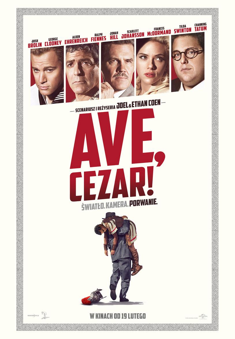 """Ave, Cezar!"" trafi na polskie ekrany 19 lutego /materiały dystrybutora"