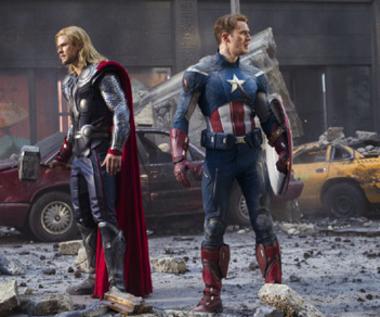 """""""Avengers 3D"""" [trailer]"""