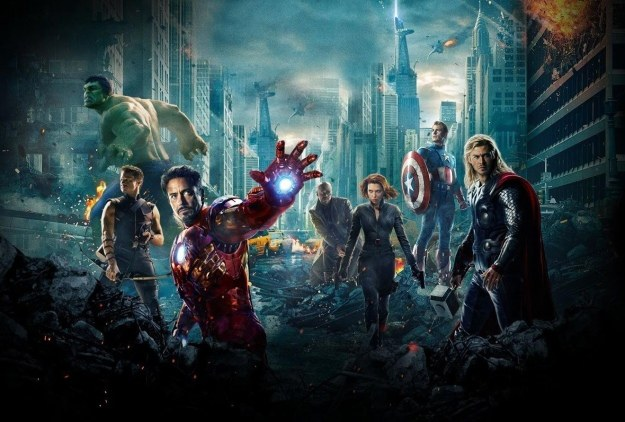"""""""Avengers"""" to film o superbohaterach, ale to jego nie usprawiedliwia /materiały prasowe"""