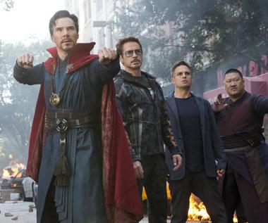 """Avengers: Wojna bez granic"": Superbohaterowie Marvela razem"