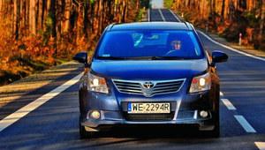 Avensis na długim dystansie. Niezawodny jak stare Toyoty?