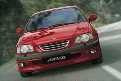 Avensis zamiast cariny /INTERIA.PL