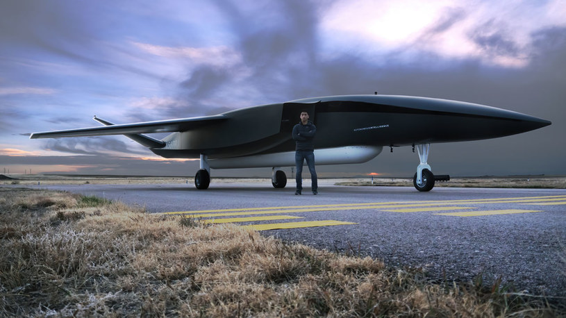 Avenum prezentuje autonomiczny samolot /materiały prasowe
