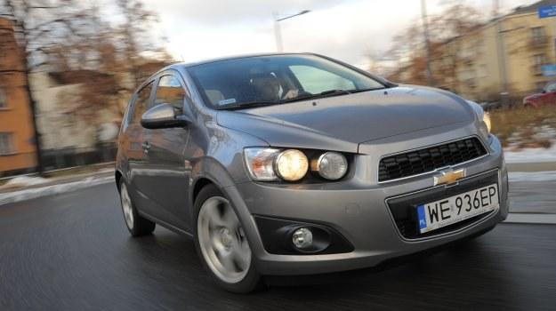 Aveo z 1,3-litrowym turbodieslem dostępne jest tylko w najdroższej odmianie LTZ. /Motor