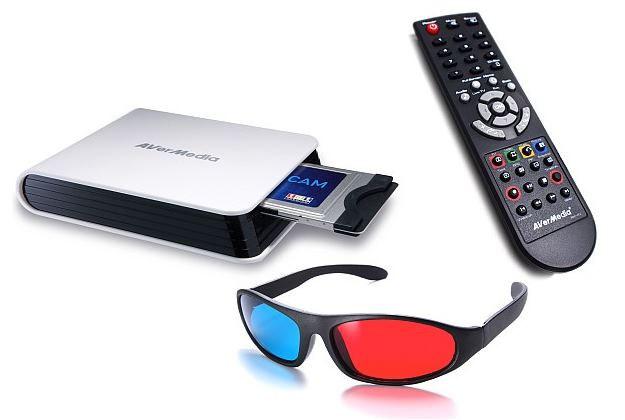 AVer3D Satellite TV /materiały prasowe