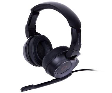 AVerMedia Sonicwave GH335 - słuchawki dla graczy