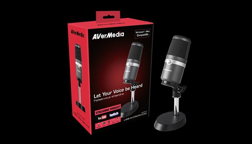 AverMedia /materiały prasowe