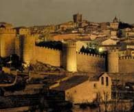 Ávila, Hiszpania /Encyklopedia Internautica