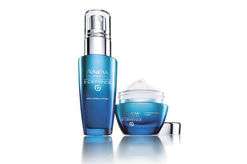 Avon Anew Clinical E-Defence, Avon Cosmetics /materiały promocyjne