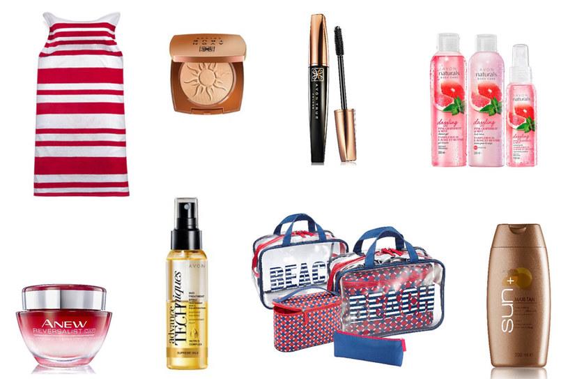 Avon: Kosmetyki na lato /materiały prasowe