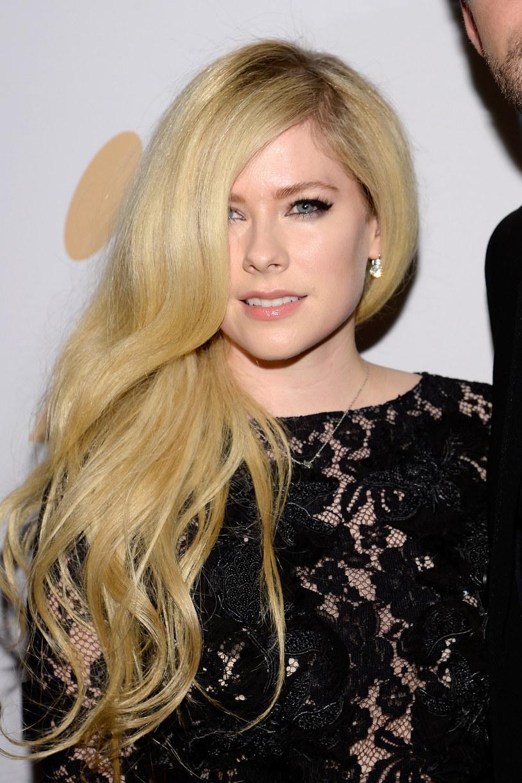 Avril Lavigne, 2016 r. /Kevork Djansezian /Getty Images