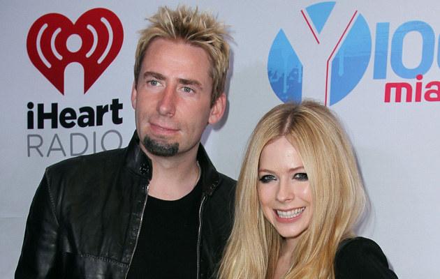 Avril Lavigne i Chad Kroeger rozstali się! /John Parra /Getty Images