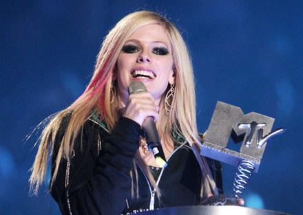 Avril Lavigne otrzymała dwie nagrody MTV fot. Dave Hogan /Getty Images/Flash Press Media