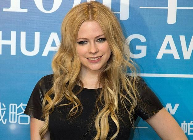 Avril Lavigne zapowiada płytę z kolędami - fot. Lam Yik Fei /Getty Images/Flash Press Media