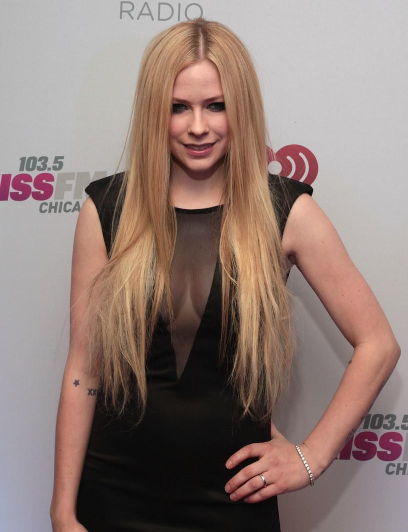 Avril Lavigne /Jeff Schear /Getty Images