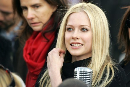 Avril Lavigne /arch. AFP