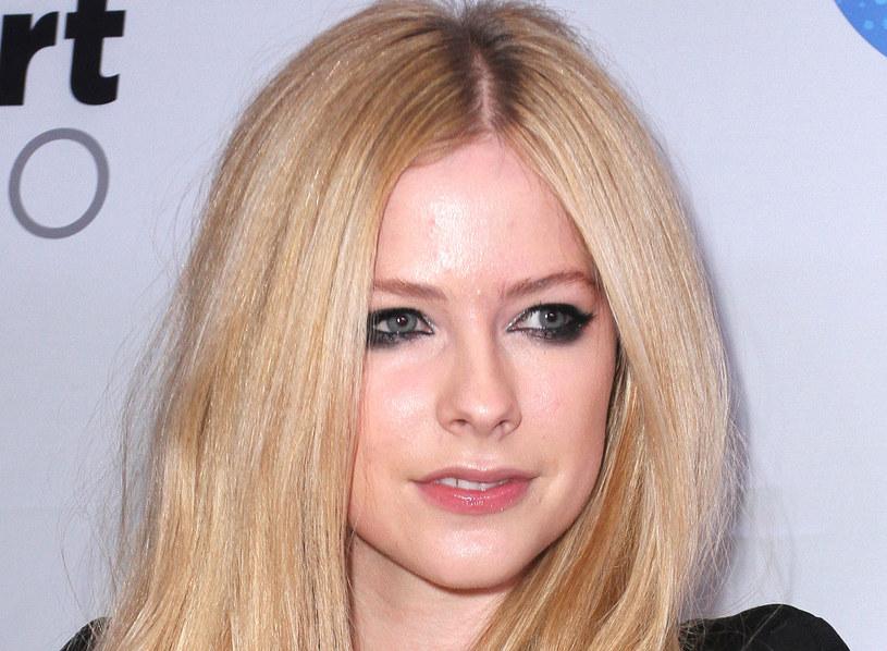 Avril Lavigne /Getty Images
