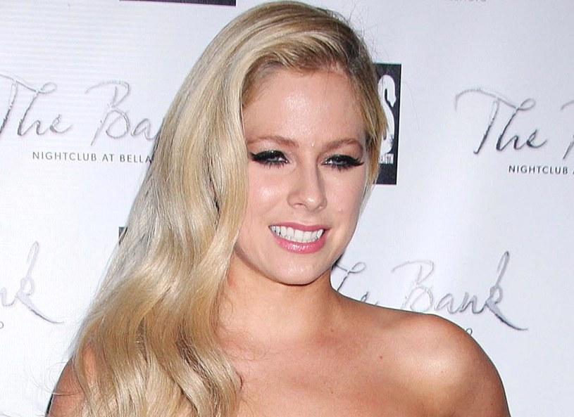 Avril Lavigne /Bim/Broadimage /East News