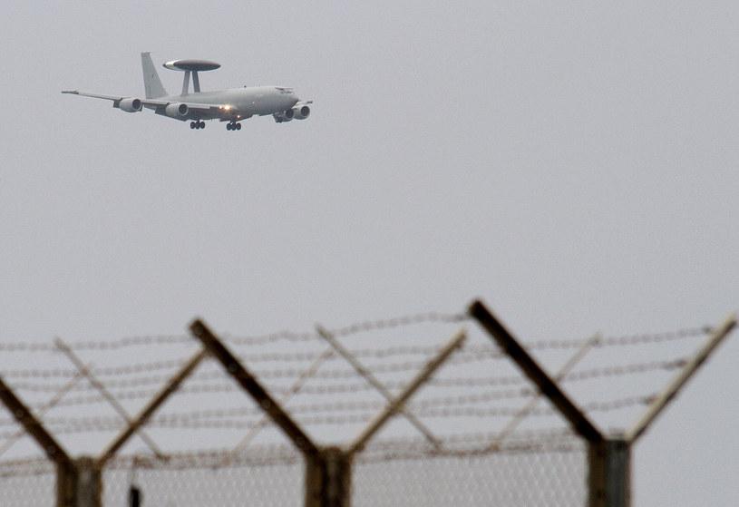 AWACS /AFP