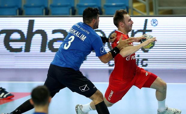 Awans polskich piłkarzy ręcznych do mistrzostw Europy 2020. Wygrali z Izraelem 26:23