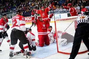 Awans reprezentacji Polski ratunkiem dla hokeja w naszym kraju