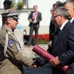 Awanse generalskie i admiralskie z okazji święta WP
