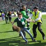 Awantura po finale Pucharu Szkocji