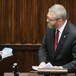 Awantura w Sejmie. Grzegorz Braun wykluczony z obrad