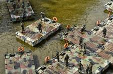 """Awaria """"Czajki"""". Most pontonowy ma być gotowy w środę"""