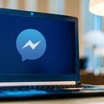 Awaria Facebook Messengera  - komunikator ma problemy