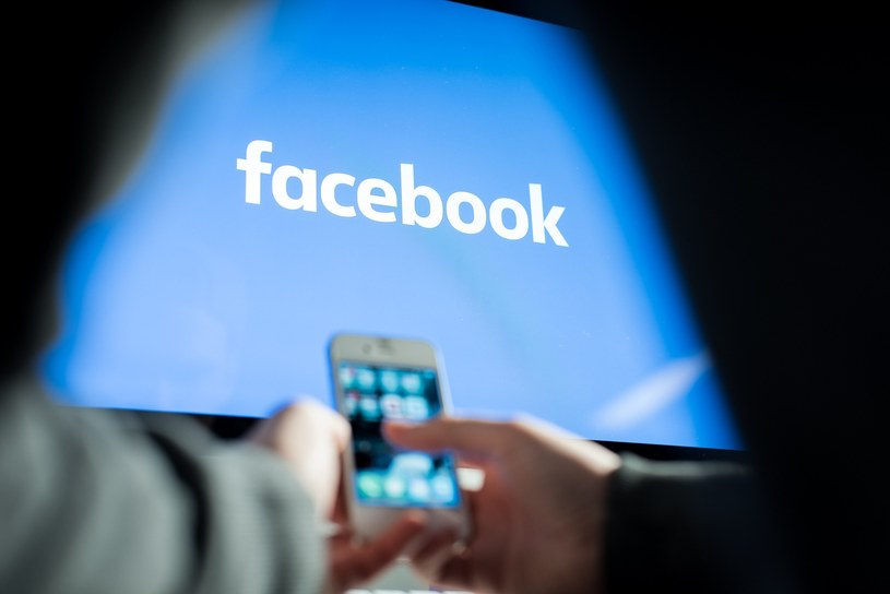 Awaria Facebooka nie ominęła Polski /Reporters Reporters / STG /East News