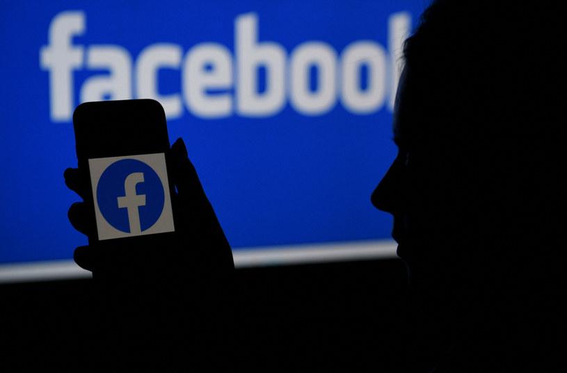 Awaria Facebooka - serwis walczy z gigantycznymi problemami technicznymi / OLIVIER DOULIERY  /AFP