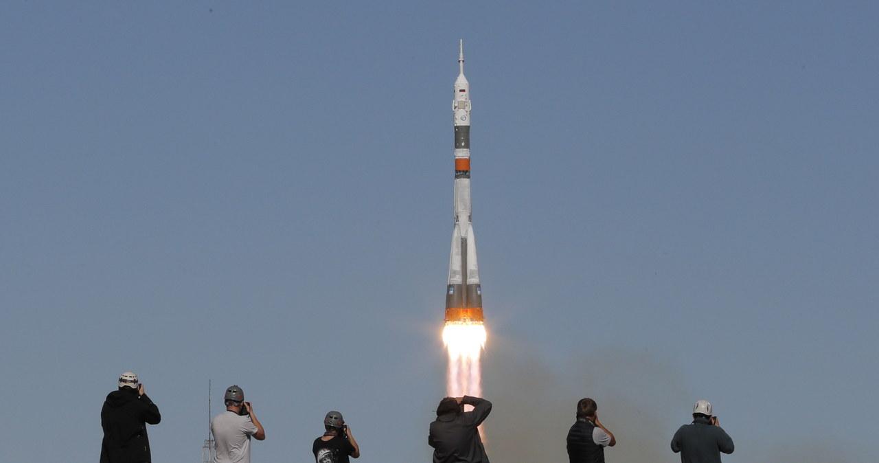 Awaria statku kosmicznego Sojuz podczas startu
