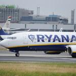 Awaryjne lądowanie samolotu linii Ryanair. 33 osoby w szpitalu