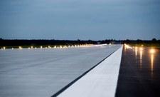 Awaryjne lądowanie samolotu na lotnisku w Pyrzowicach