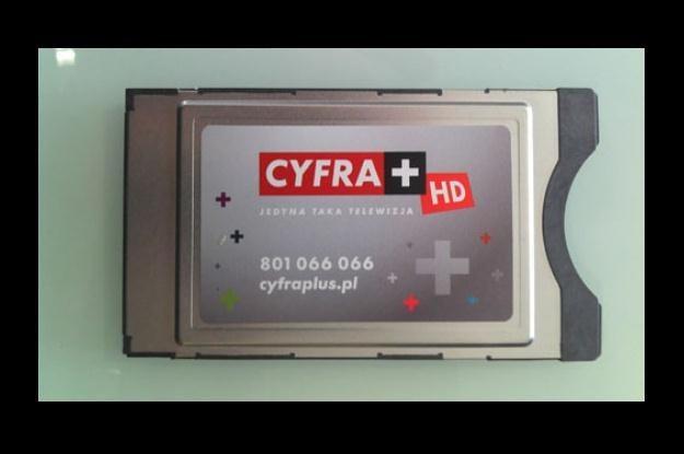 Awers nowych modułów CAM CYFRY+ (autor: ace1985 z forum SAT Kurier) /SatKurier