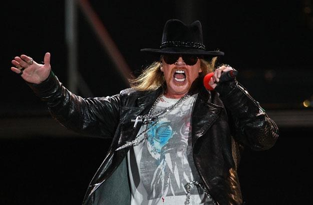 Axl Rose (Guns N' Roses): Czy Slash zrewanżuje się jakąś anegdotą fot. Robert Cianflone /Getty Images/Flash Press Media