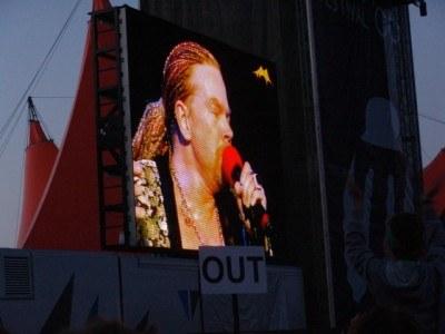 Axl Rose (Guns N'Roses) /INTERIA.PL